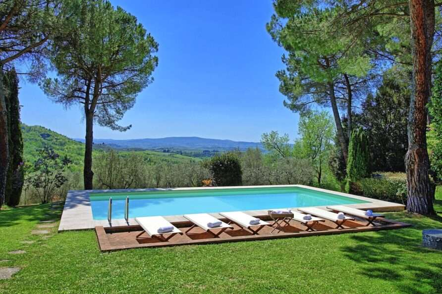 Villa Beatrice, Toscana, San Gimignano