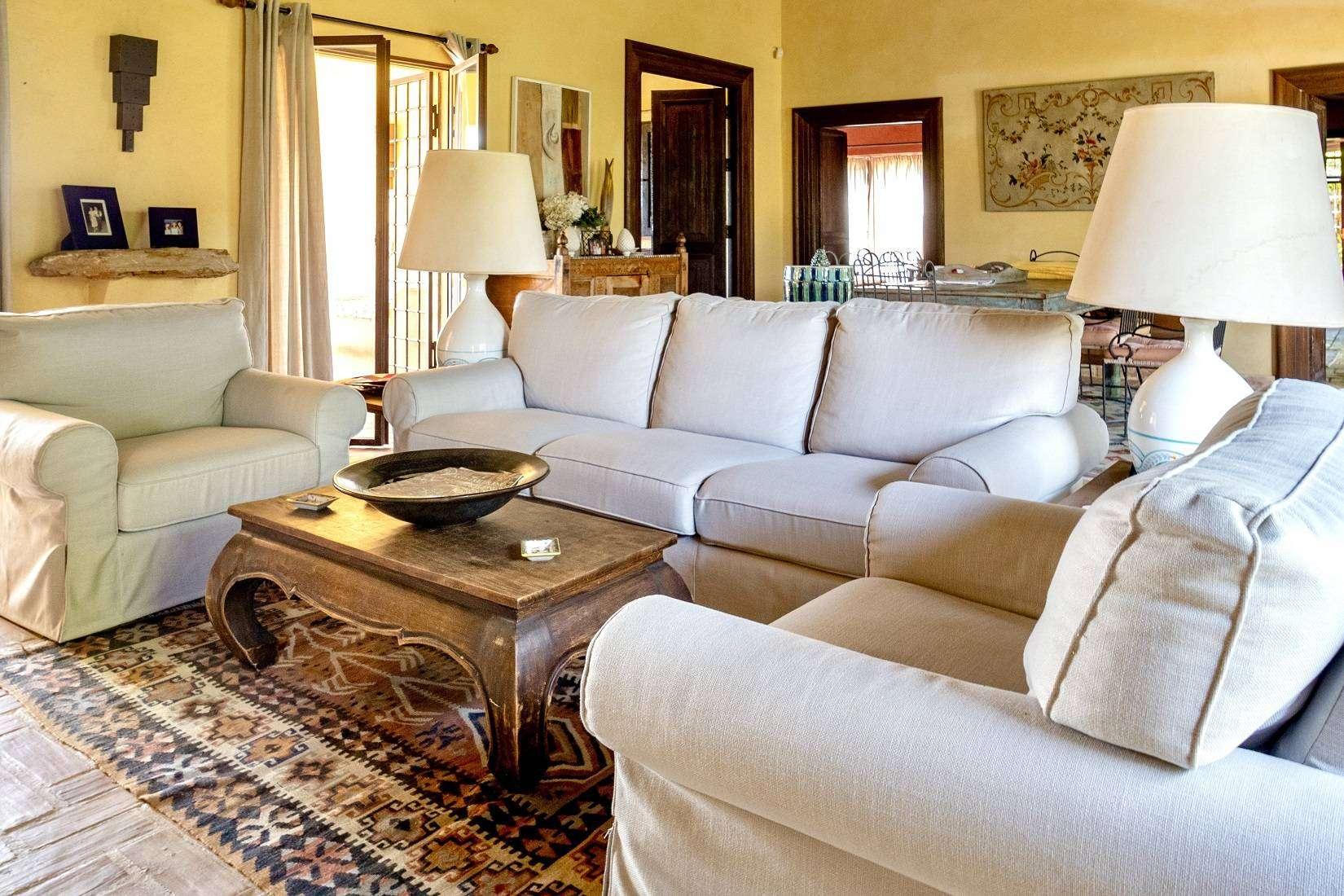 8 Afrodite Living room