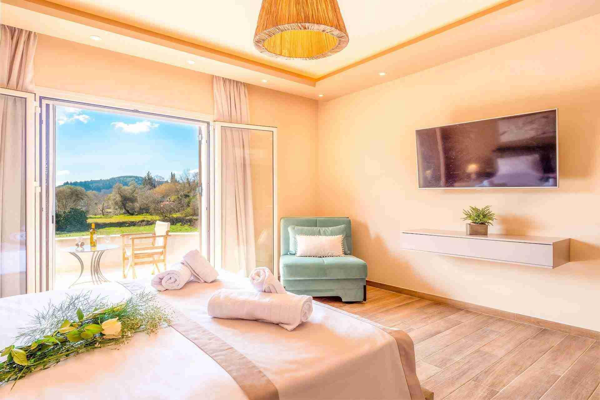 20 Petra double bedroom