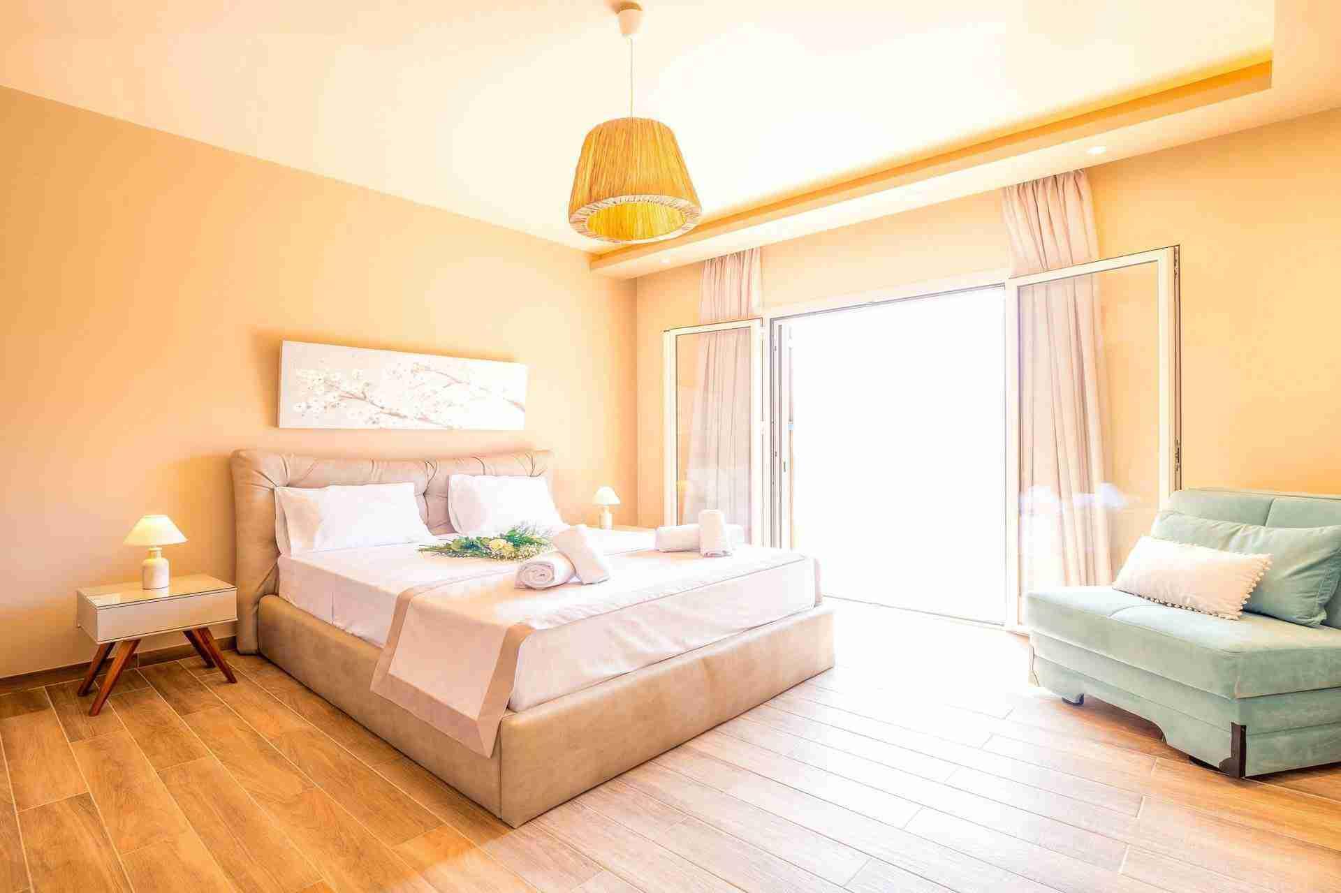19 Petra double bedroom