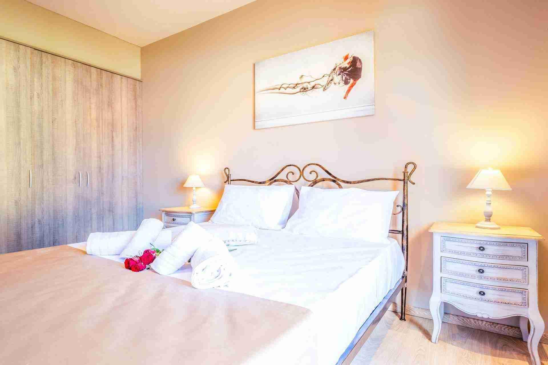 15 Petra double bedroom