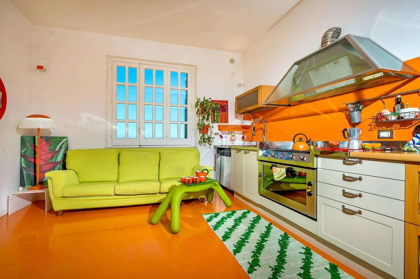 11 Dei Mori kitchen
