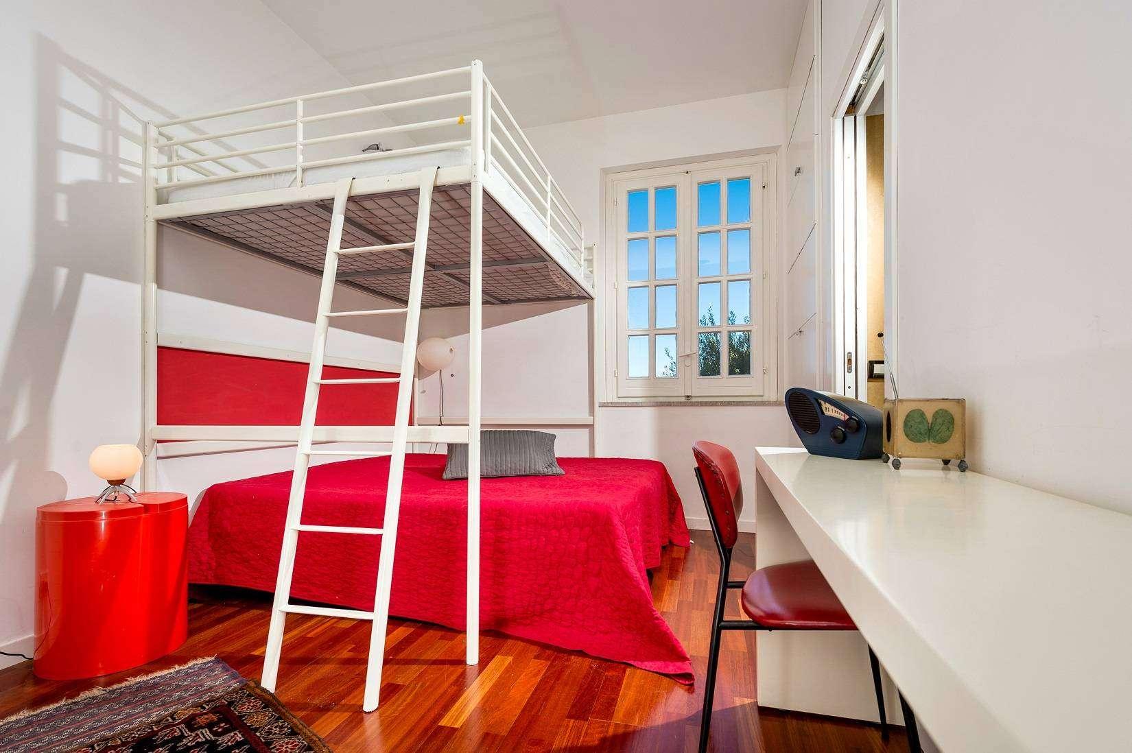 12 Dei Mori Bedroom