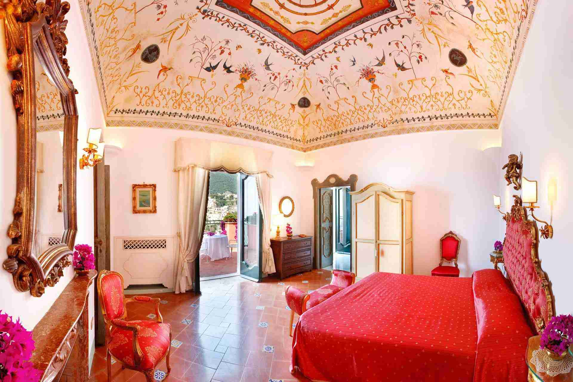 15 Positano double bedroom