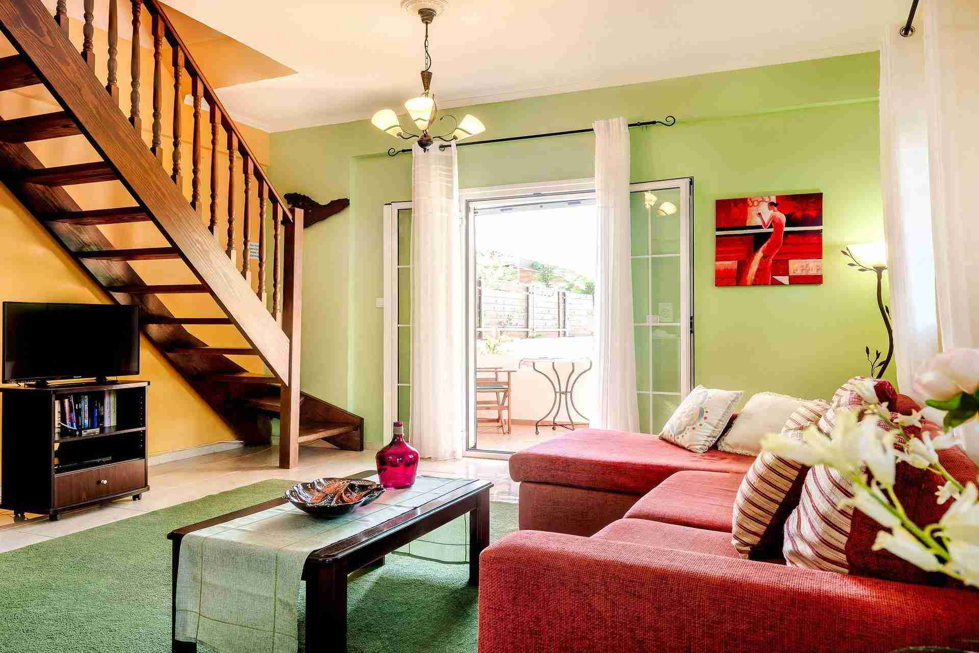 6 Athena Living Room