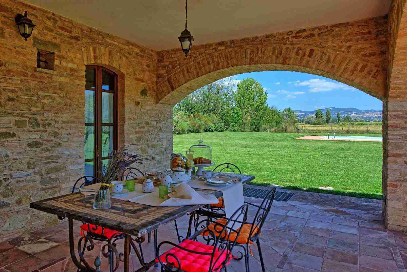 17 Assisi veranda