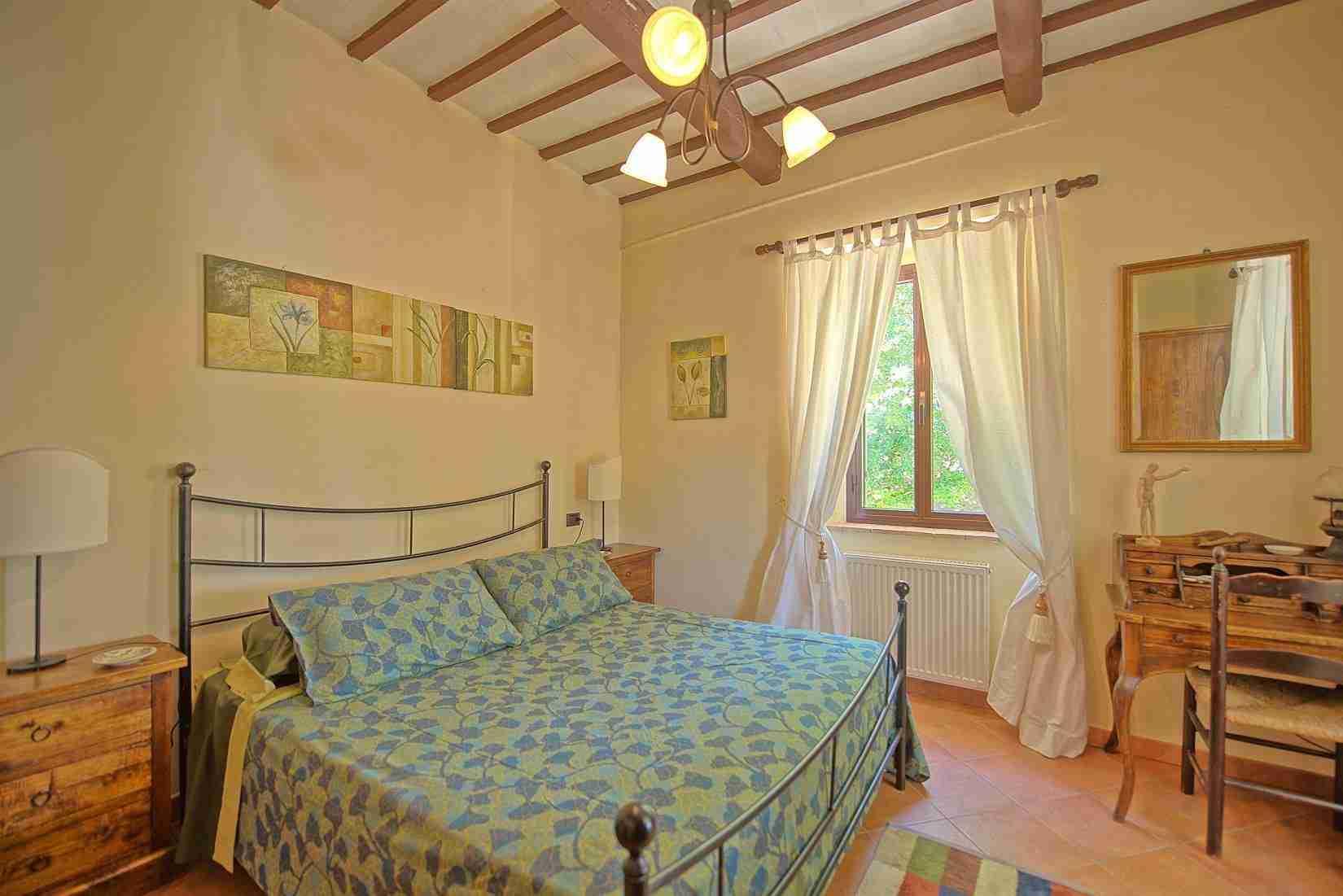 17 Clara double bedroom