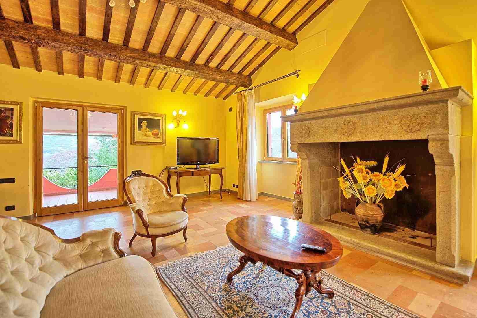 17 Etruria fireplace