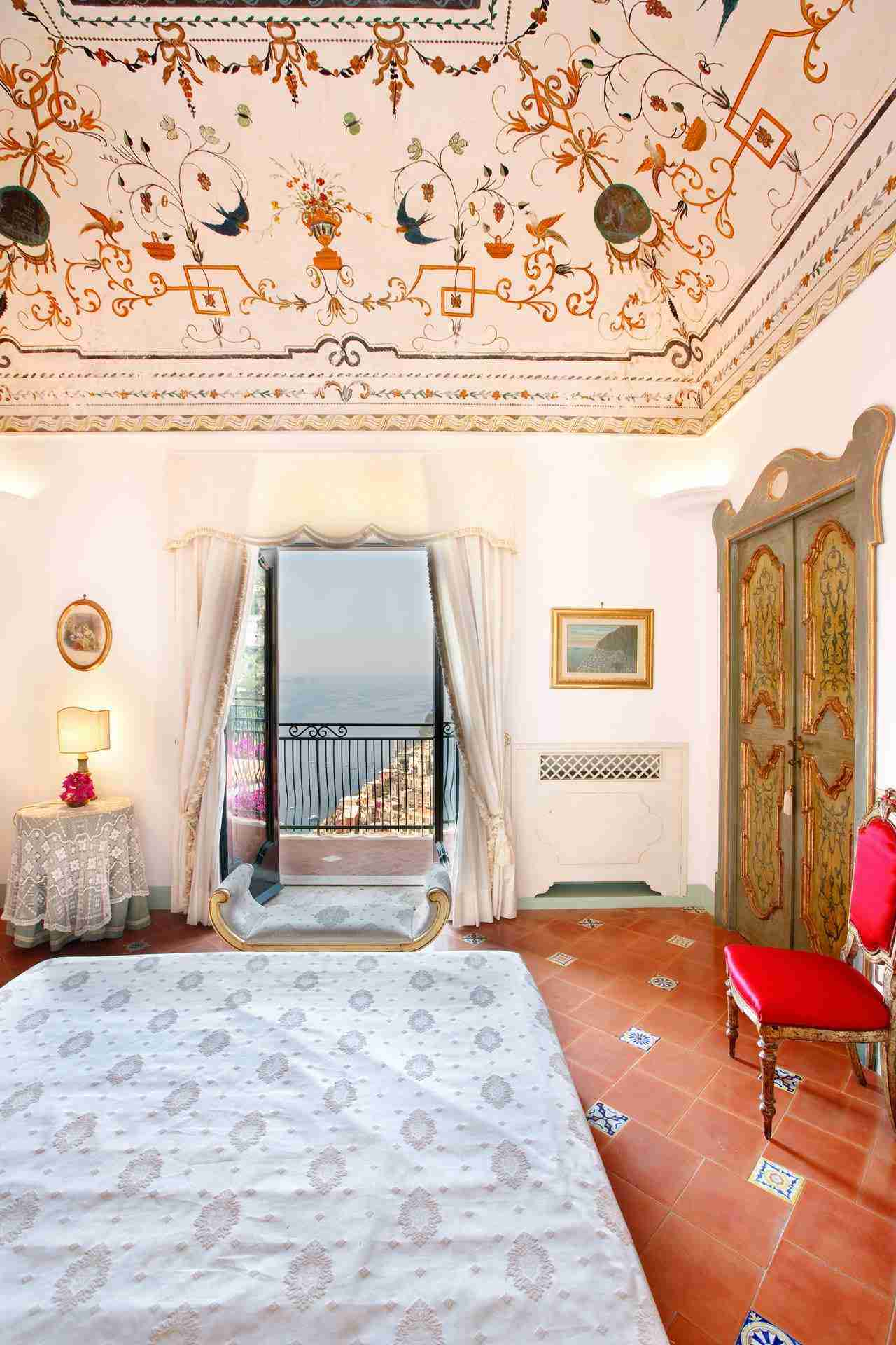 20 Positano double bedroom