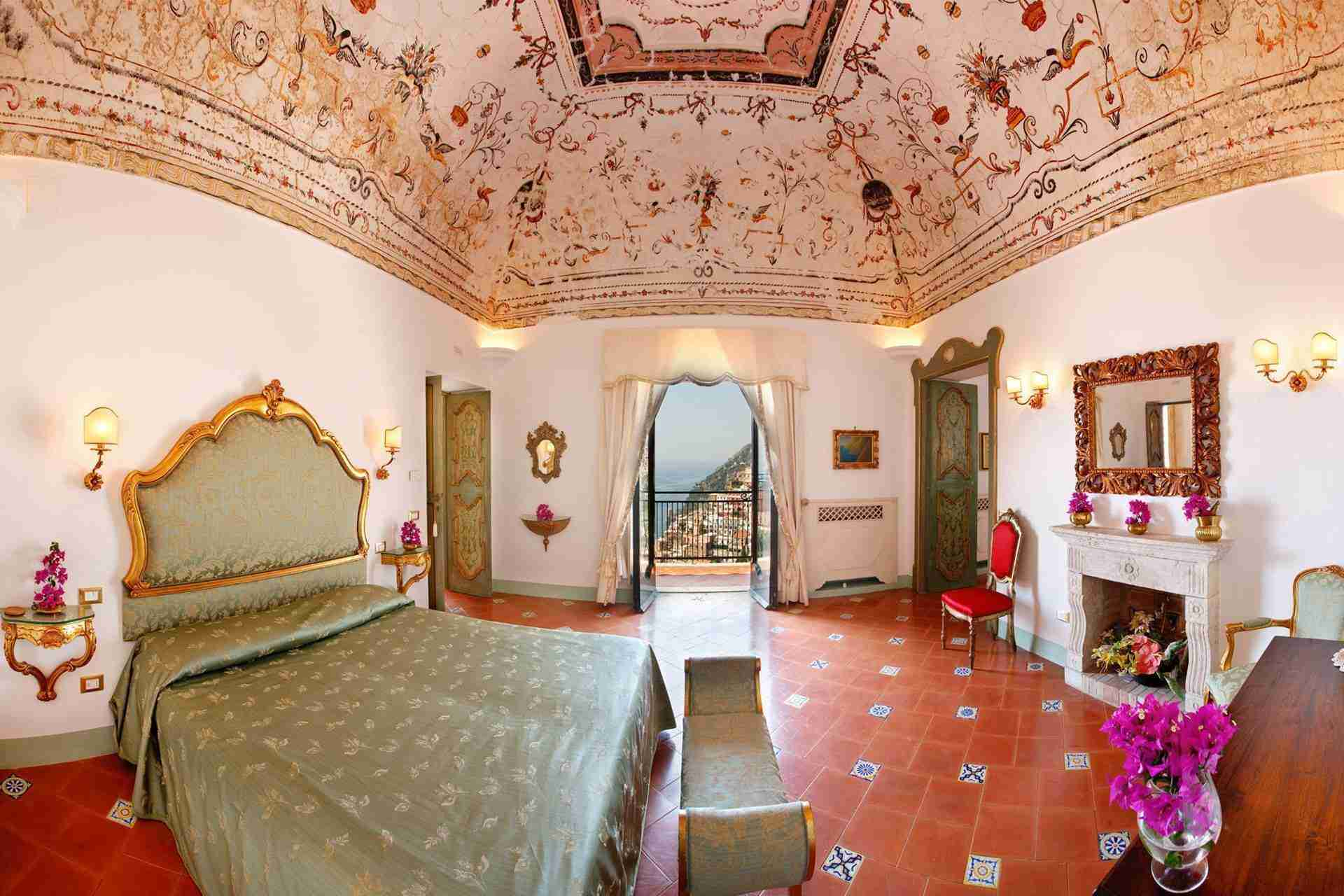 21 Positano double bedroom