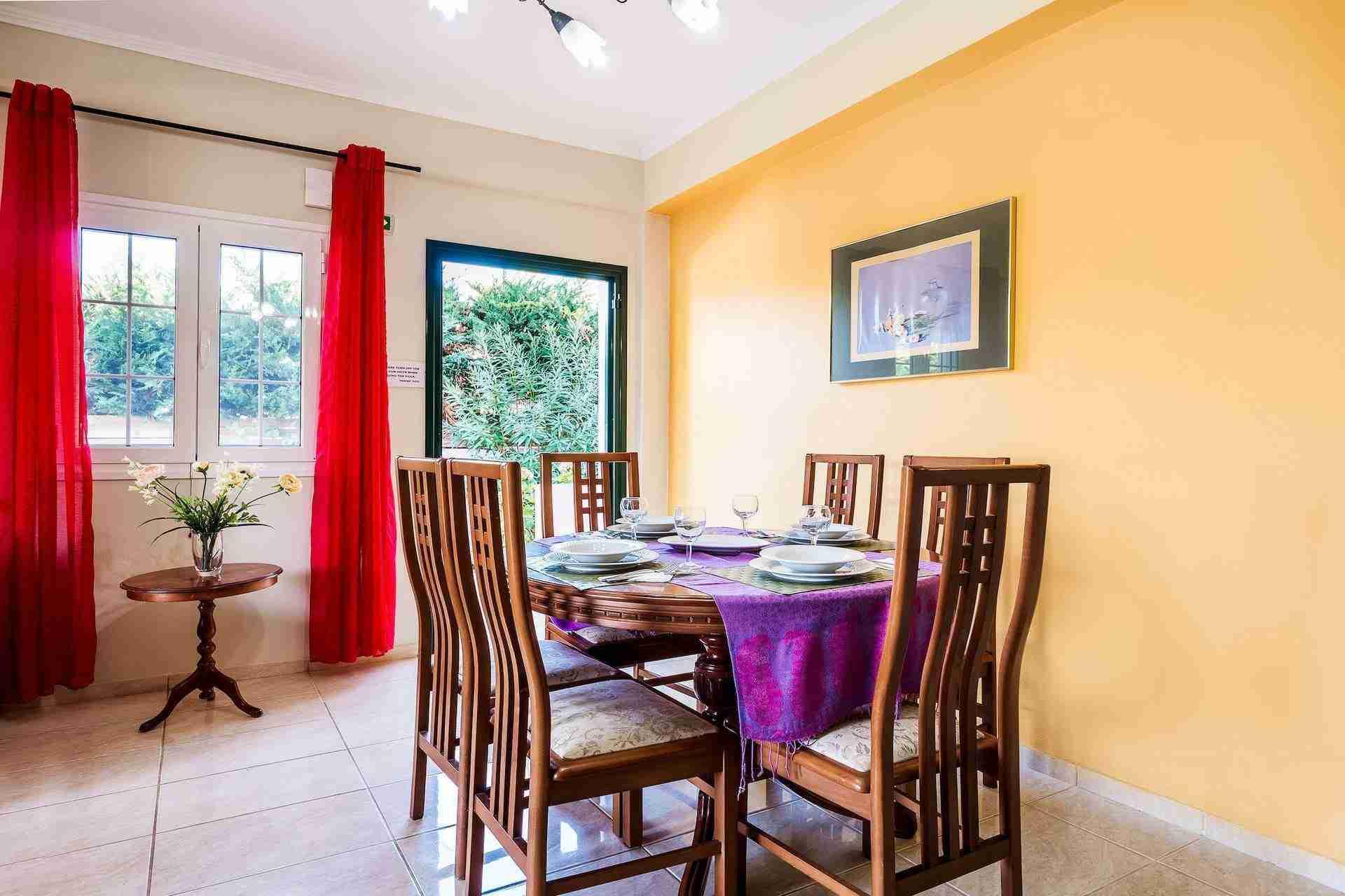 8 Athena Kitchen Table