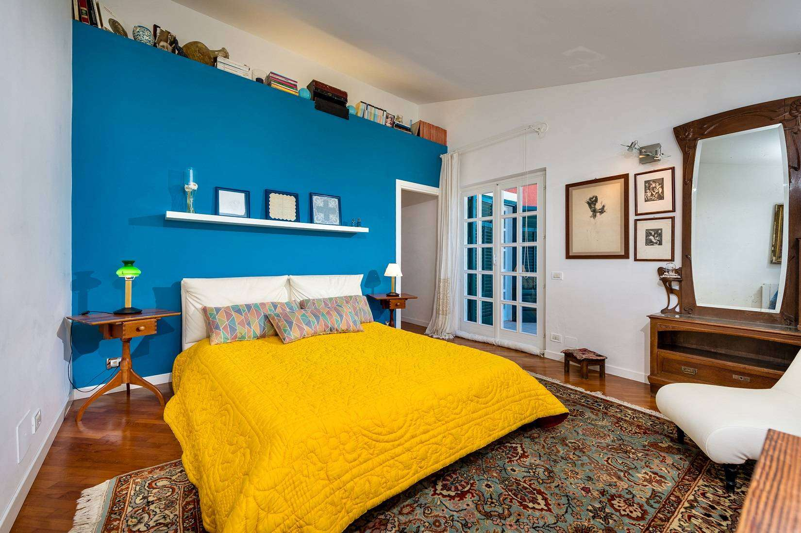 20 Dei Mori bedroom