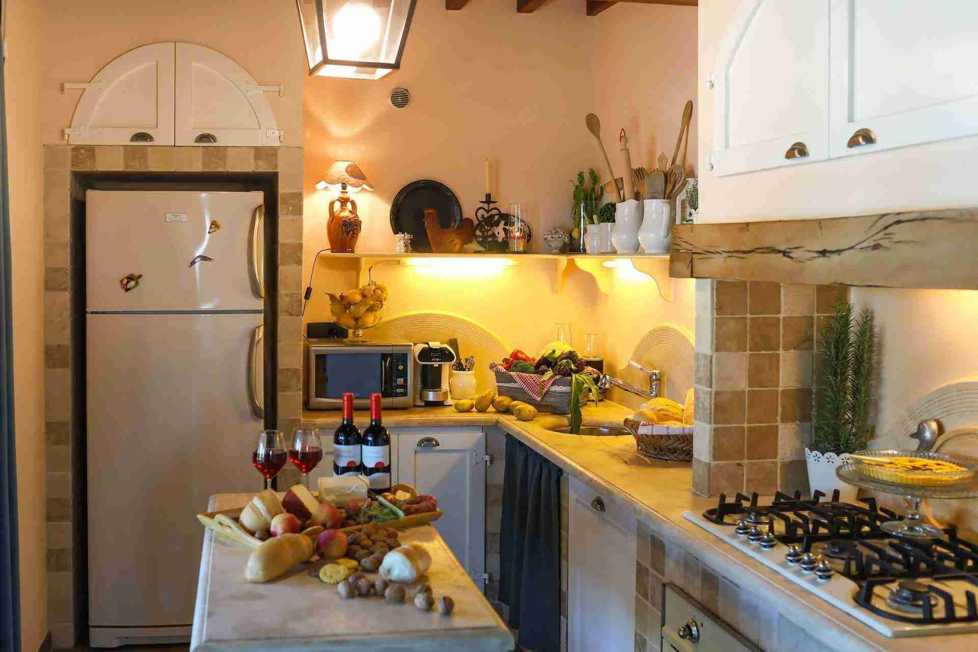 14 Dante kitchen