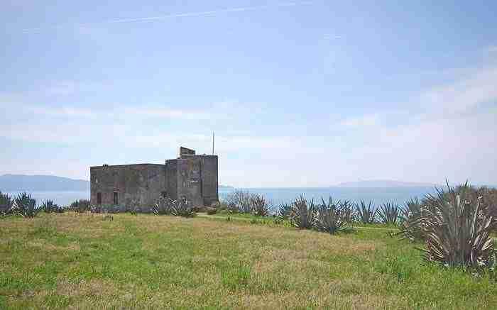 10 Mura del Bastione castle