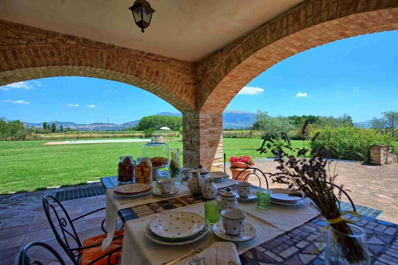 29 Assisi terrace