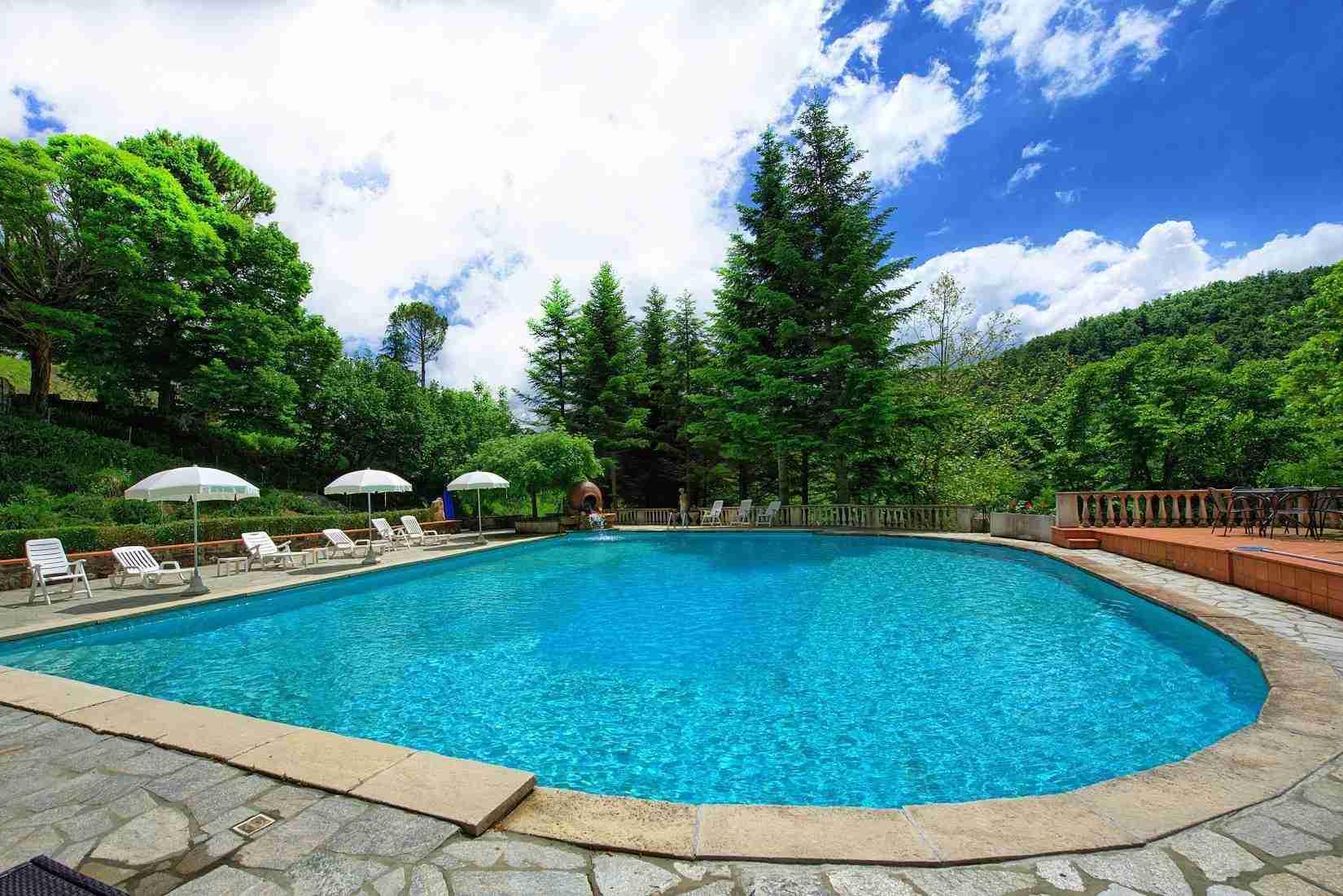 3 Etruria Pool