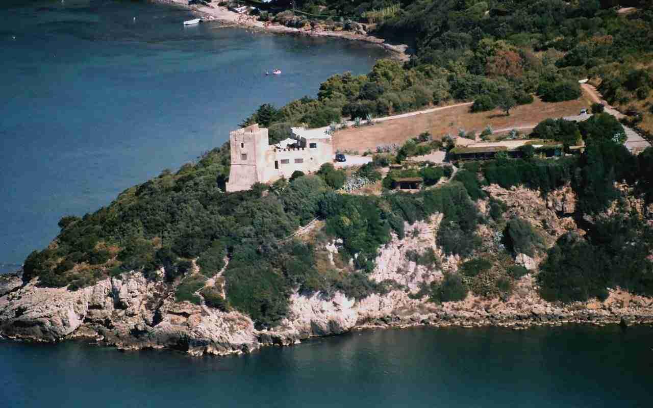 5 Mura Bastione Drone View