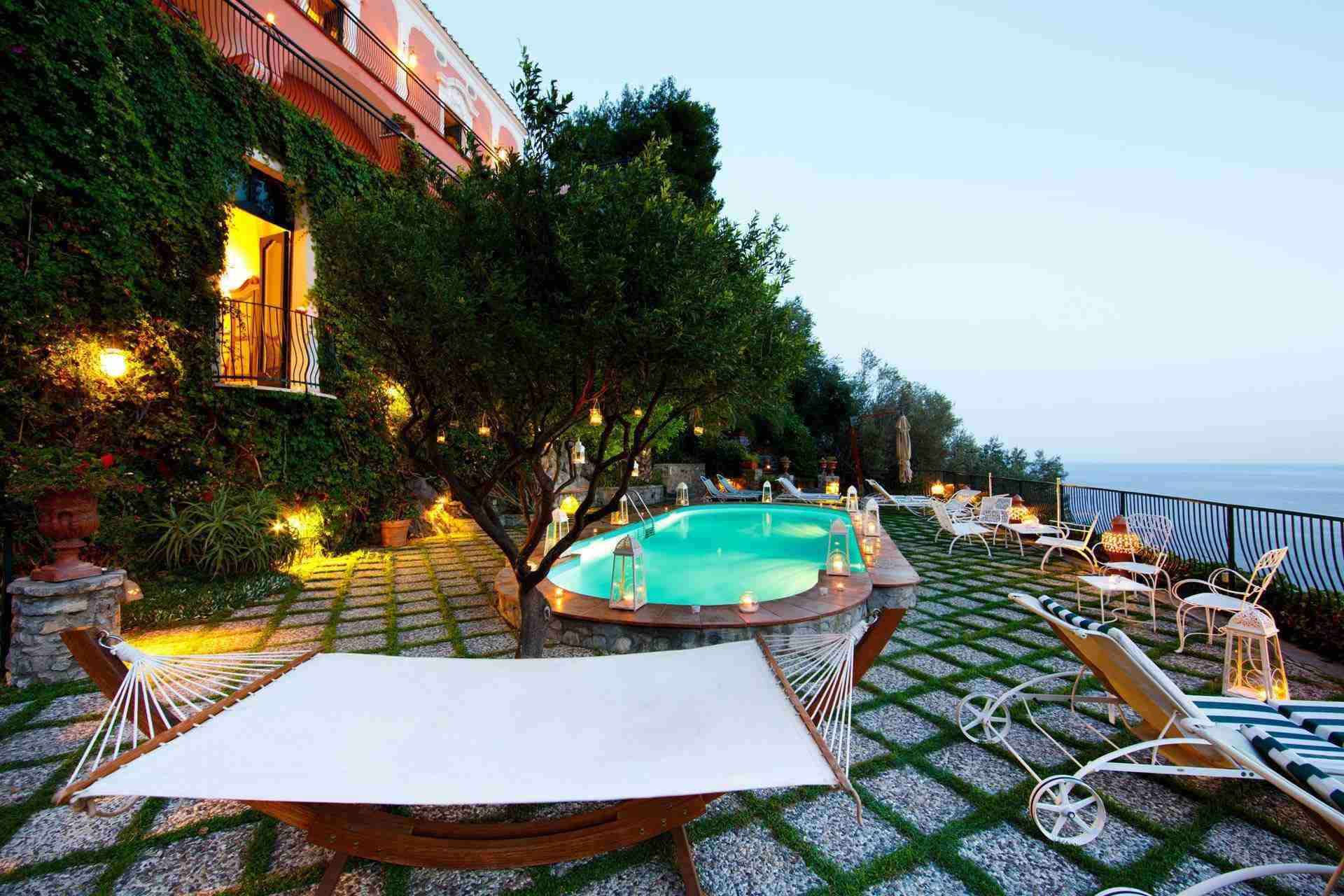 5 Positano Terrace with pool
