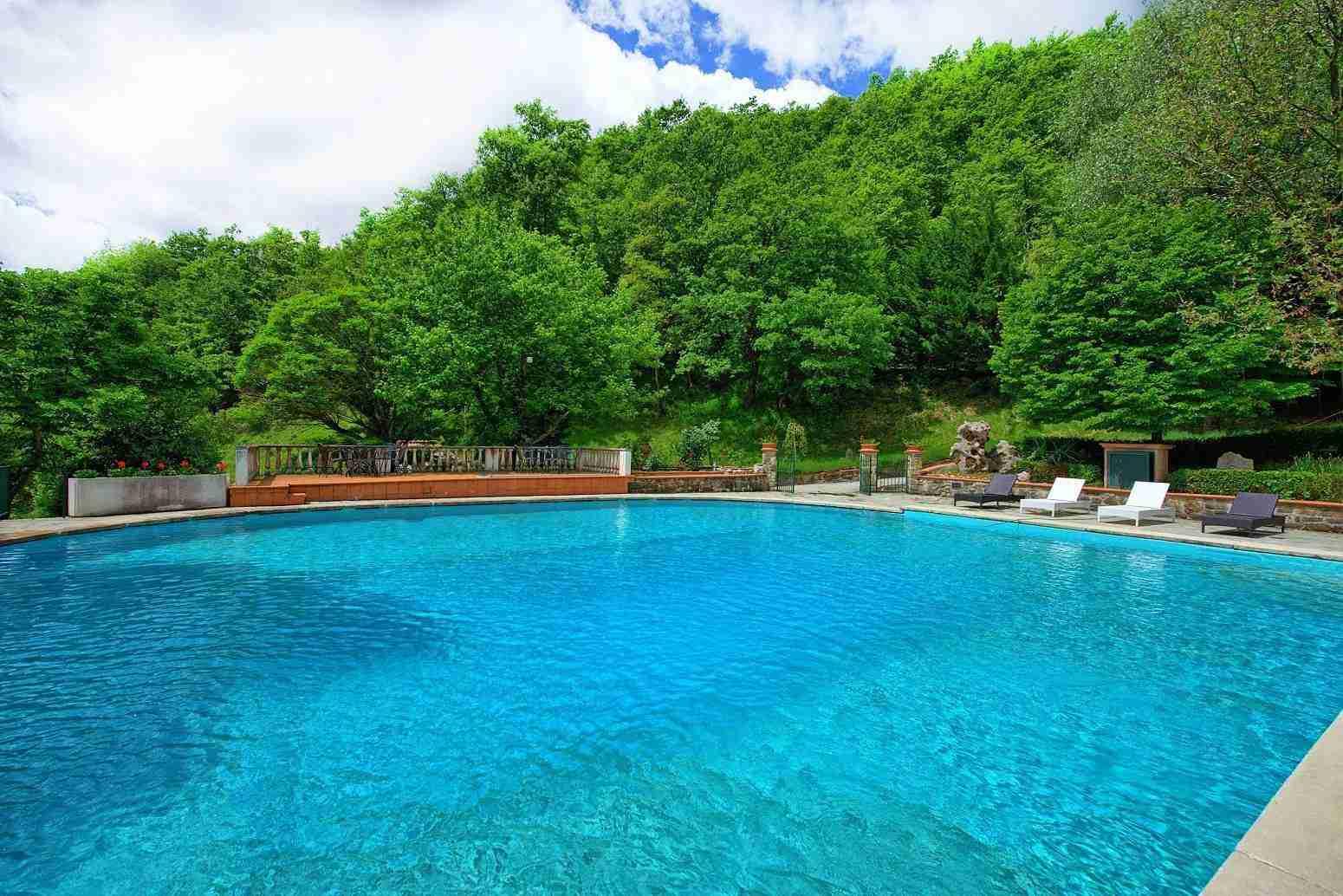 5 Etruria Pool
