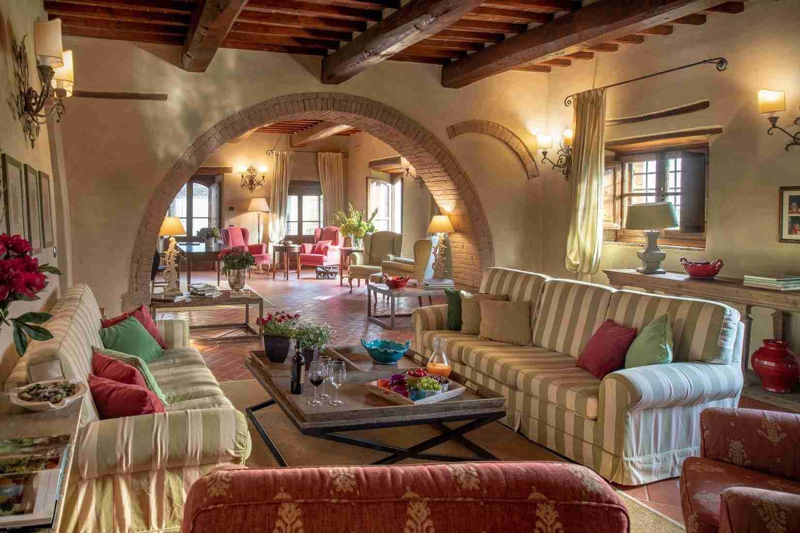 6 Fiorenza Living Room