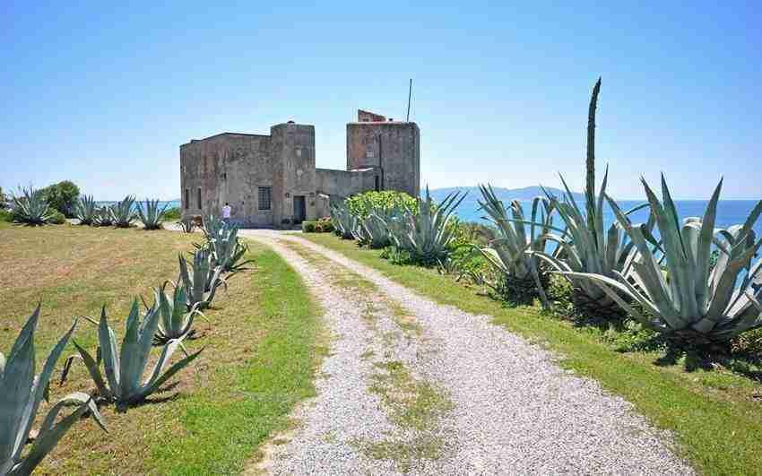 1 Mura Bastione Castle
