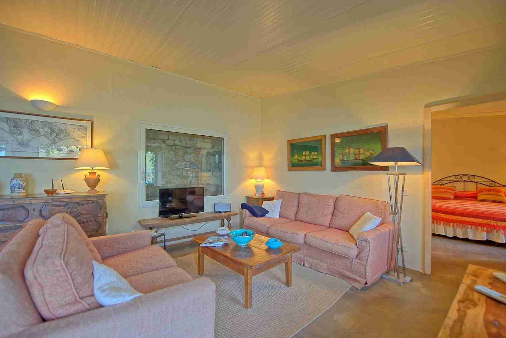 24 Mura del Bastione Living Room 2