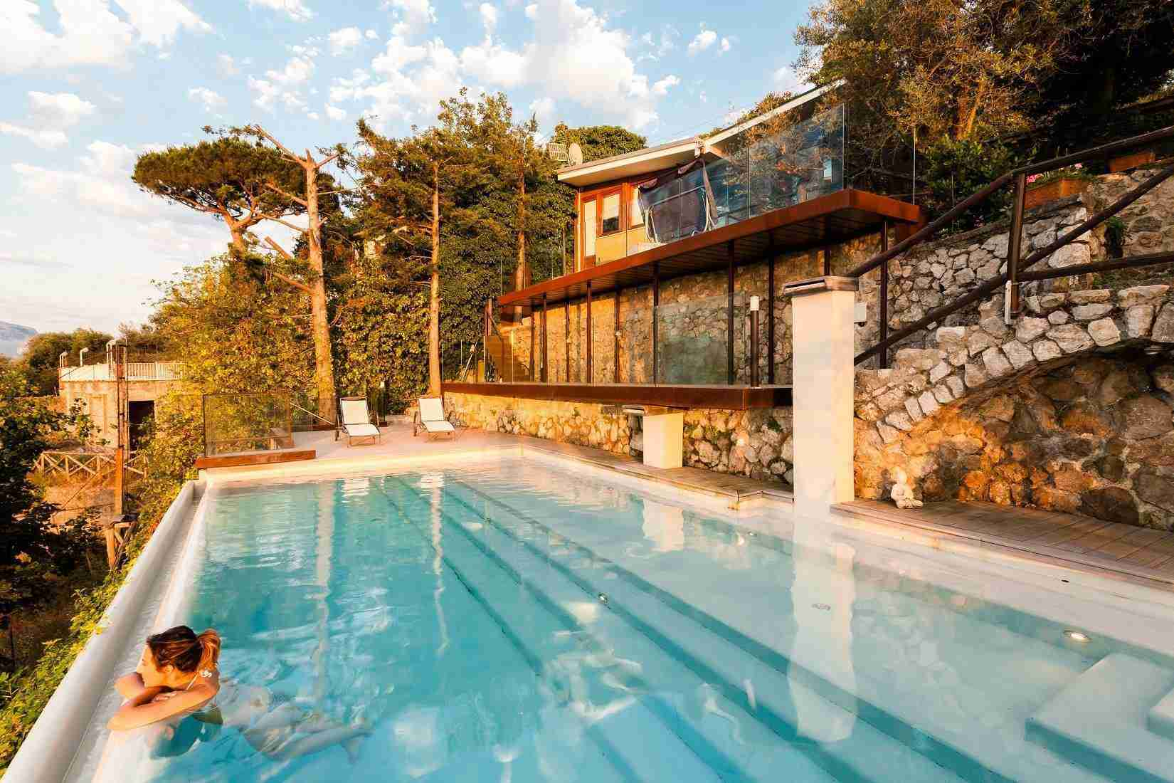 2 Turchese relax pool