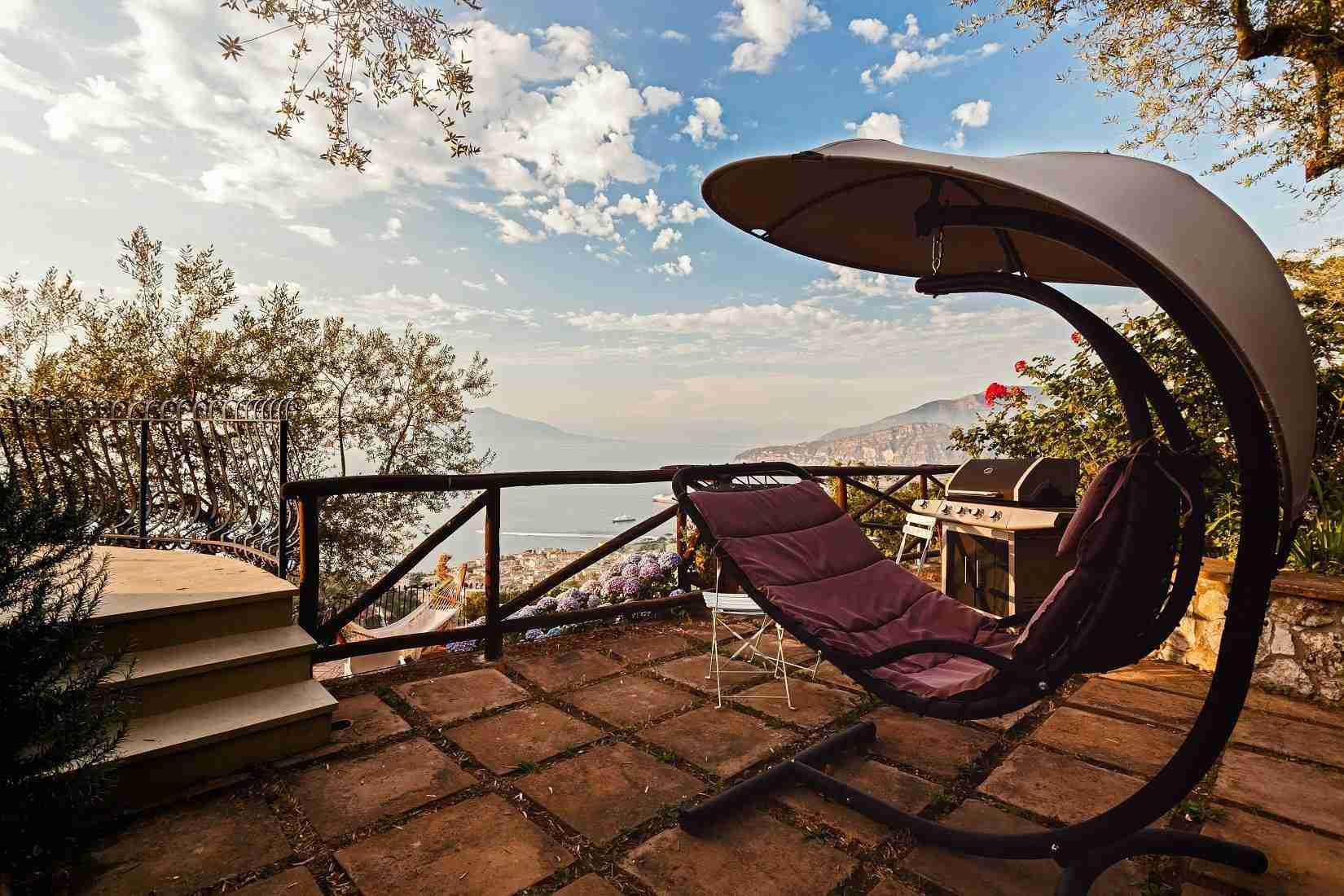 37 Turchese relax with a view