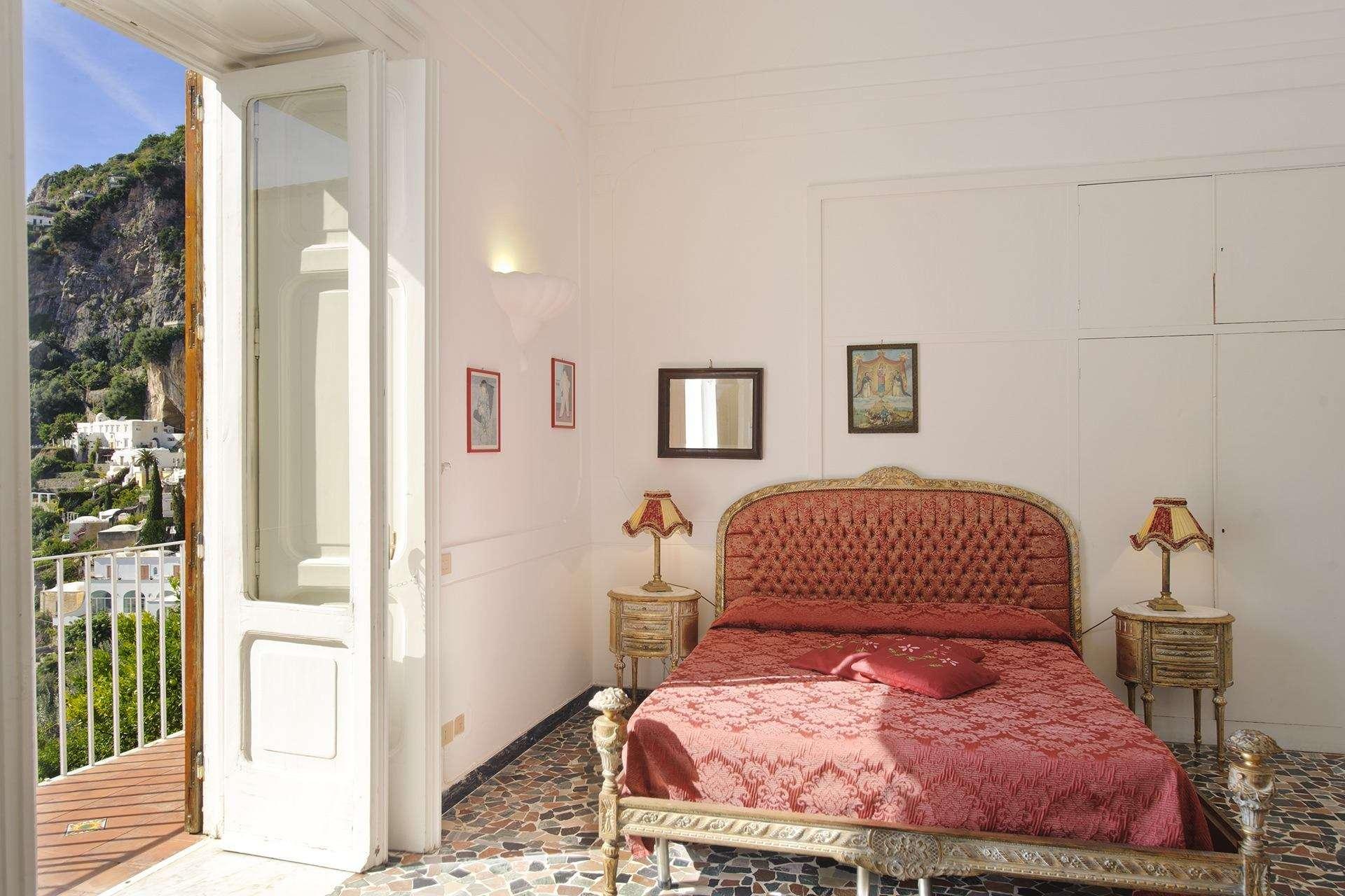 17 ninfe bedroom